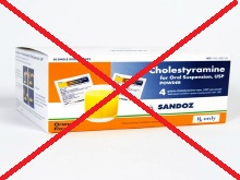 Treatment for Mold Sickness- Why we don't use Cholestyramine