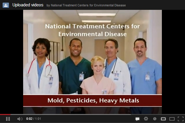treatment mold sickness